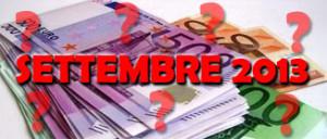 Confronto preventivi migliori prestiti da 9.000 euro a Settembre 2013