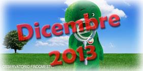 Osservatorio prestiti e consumi Findomestic di Dicembre 2013