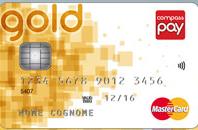 Carta di credito Compass CompassPay Gold