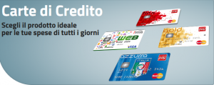 Carte di Credito Compass società finanziaria Gruppo Mediobanca