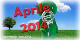 Osservatorio prestiti e consumi Findomestic di Aprile 2014