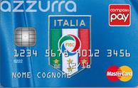 Carta di credito CompassPay Azzurra: la carta di credito della Nazionale Italiana di calcio