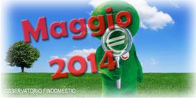 Osservatorio prestiti e consumi Findomestic di Maggio 2014