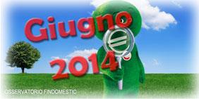 Osservatorio prestiti e consumi Findomestic di Giugno 2014