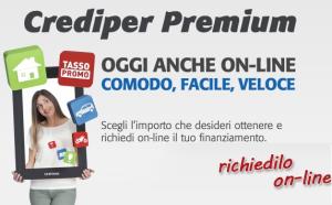 Crediper Premium BCC CreditoConsumo offerta Luglio 2014