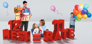 Promozione Prestito Personale LibeRata Compass - Offerta Settembre 2014