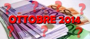 Confronto prestiti personali da 10000 euro di Ottobre 2014