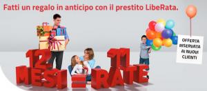 Prestito Personale Liberata Compass Promozione Ottobre 2014