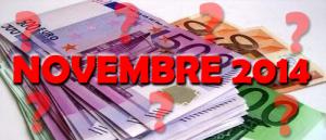 Confronto prestiti personali da 5000 euro di Novembre 2014