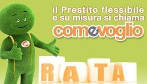 Prestito personale Findomestic Banca Come Voglio - Offerta Novembre 2014