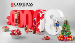 Offerta Prestito personale Compass - Promozione di Gennaio 2015