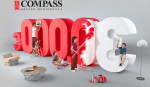 Prestito Personale Compass in offerta online ad Agosto 2016