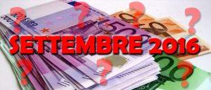 Offerte Prestiti Personali Online e Finanziamenti con Cessione del Quinto dello Stipendio e della Pensione di Settembre 2016