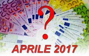 Offerte Prestiti Personali Online e Finanziamenti con Cessione del Quinto dello Stipendio e della Pensione di Aprile 2017