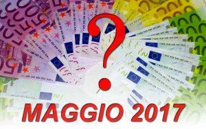 Offerte Prestiti Personali Online e Finanziamenti con Cessione del Quinto dello Stipendio e della Pensione di Maggio 2017