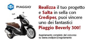 Salta in Sella con Crediper: Richiedi un Prestito e Vinci uno Scooter